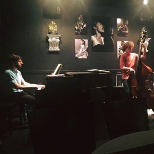 Dan Pappas Trio with Special Guest Walter Platt on Trumpet (No Cover) Bay Room