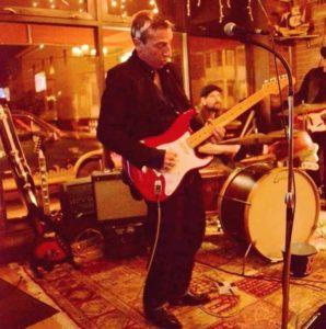 Gil David Correia Band (No Cover) 1883 Lounge