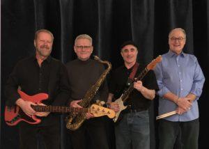 The Jim Atkinson Band (1883 Lounge) No Cover