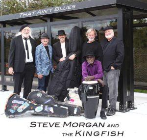 Steve Morgan and the Kingfish (1883 Lounge) No Cover